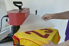 heat press transfer printer