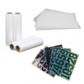 Inkjet waterproof printing film by Qingyi Heat Transfer
